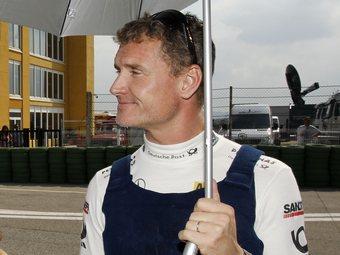 Mercedes-Benz впервые доверит Култхарду новый автомобиль DTM