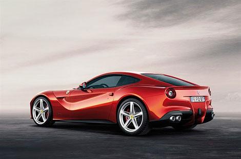Новый флагман Ferrari получил 730-сильный 6,3-литровый мотор V12. Фото 1
