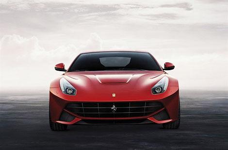 Новый флагман Ferrari получил 730-сильный 6,3-литровый мотор V12. Фото 2