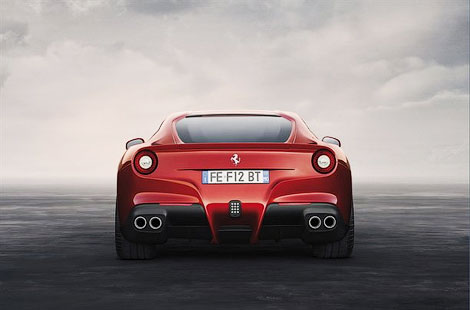 Новый флагман Ferrari получил 730-сильный 6,3-литровый мотор V12. Фото 3