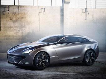 Компания Hyundai показала новую стилистику своих автомобилей