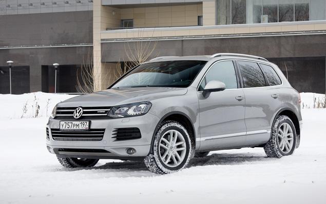 Длительный тест VW Touareg Hybrid: узнаем характер и считаем стоимость владения