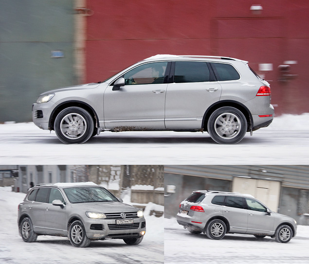 Длительный тест VW Touareg Hybrid: узнаем характер и считаем стоимость владения. Фото 2