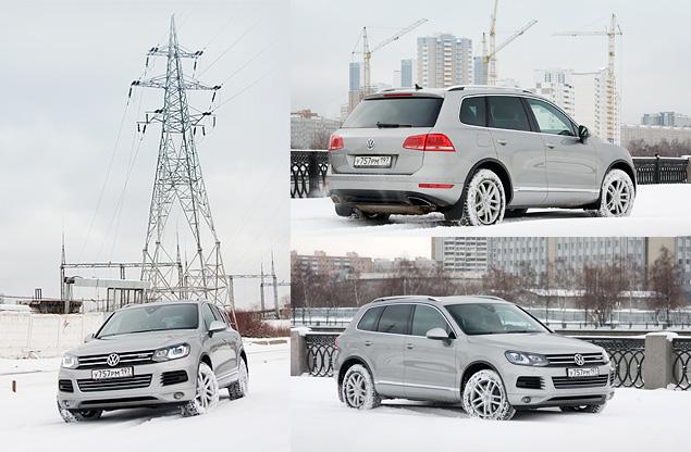 Длительный тест VW Touareg Hybrid: узнаем характер и считаем стоимость владения. Фото 10