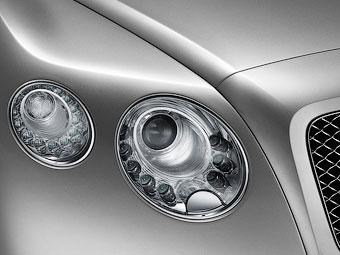 Внедорожник Bentley станет подключаемым гибридом
