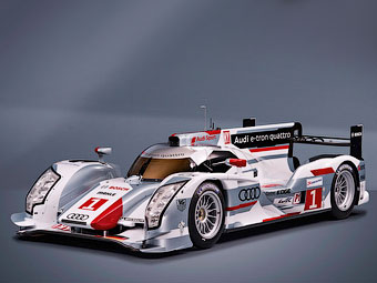 """Audi поедет в """"Ле-Мане"""" на полноприводном гибриде"""