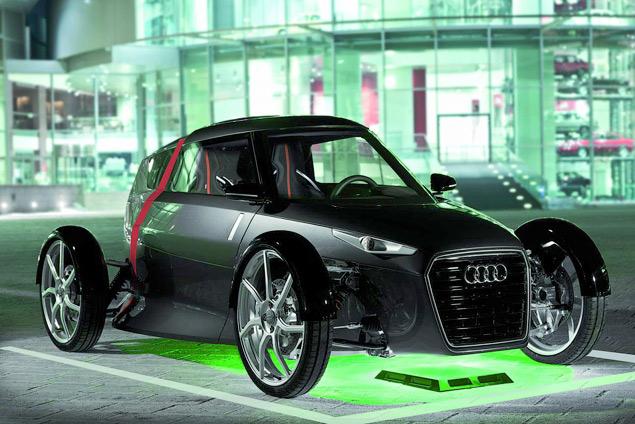 Технологии будущего, разработкой которых занимаются в Audi