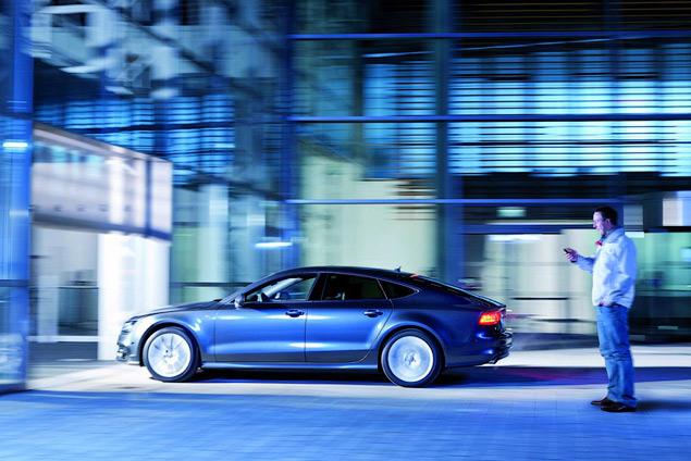 Технологии будущего, разработкой которых занимаются в Audi. Фото 1