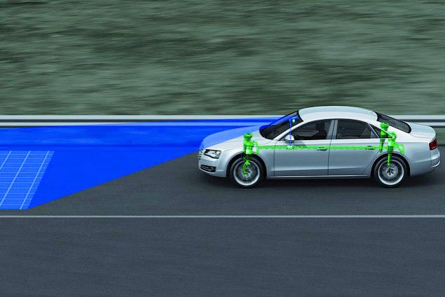 Технологии будущего, разработкой которых занимаются в Audi. Фото 3
