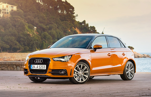 """""""Мотор"""" поездил на пятидверной Audi A1 Sportback с отключаемыми цилиндрами"""