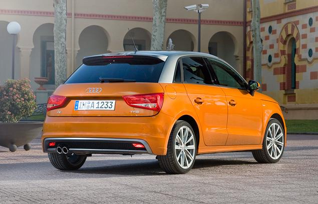 """""""Мотор"""" поездил на пятидверной Audi A1 Sportback с отключаемыми цилиндрами. Фото 2"""
