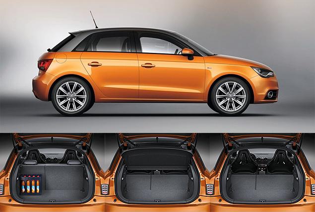 """""""Мотор"""" поездил на пятидверной Audi A1 Sportback с отключаемыми цилиндрами. Фото 3"""