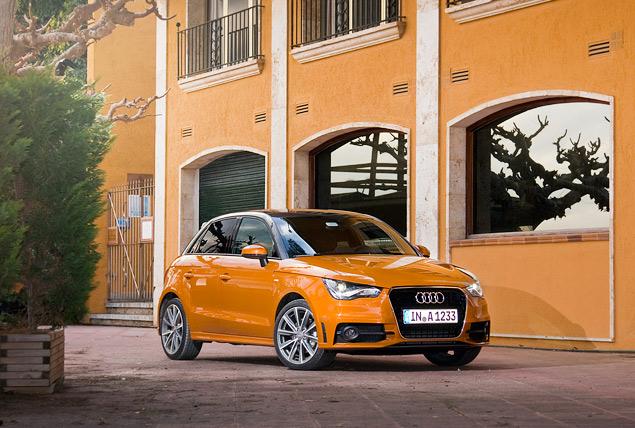 """""""Мотор"""" поездил на пятидверной Audi A1 Sportback с отключаемыми цилиндрами. Фото 5"""