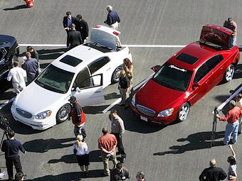 Американцы потратили сэкономленные на отоплении деньги на машины