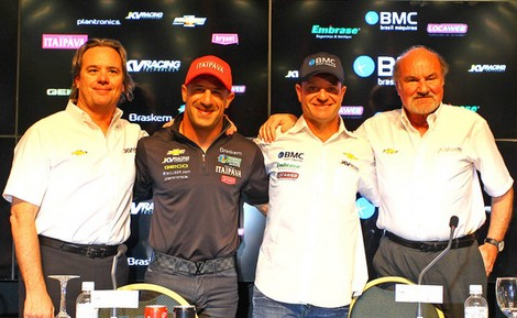 Гоночная команда KV официально подтвердила контракт с бразильским пилотом