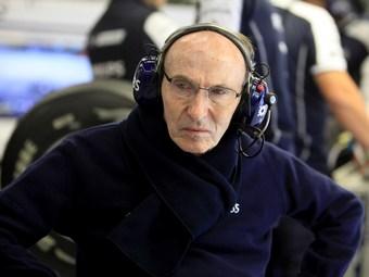 Сэр Фрэнк Уильямс покинет совет директоров команды Williams