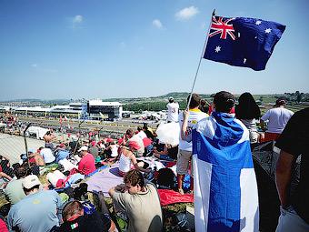 Забастовка охранников поставила Гран-при Австралии под угрозу срыва