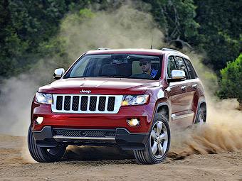 """""""ЗиЛ"""" будет выпускать Jeep Compass и Grand Cherokee"""