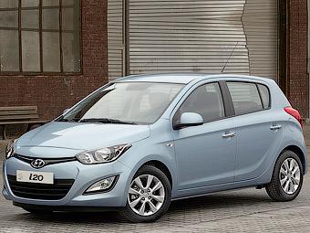 Hyundai i20 пережил рестайлинг и получил новый мотор