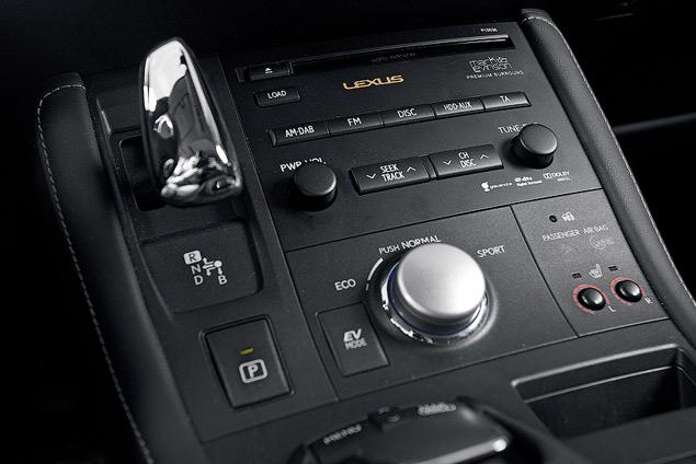 Длительный тест Lexus CT 200h: гибридом по премиуму. Фото 5