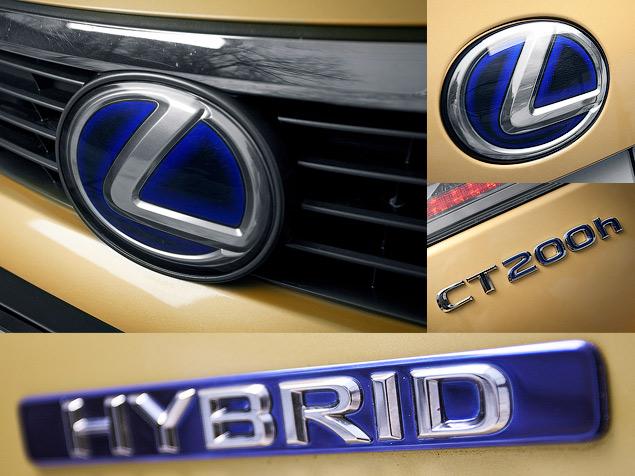 Длительный тест Lexus CT 200h: гибридом по премиуму. Фото 6