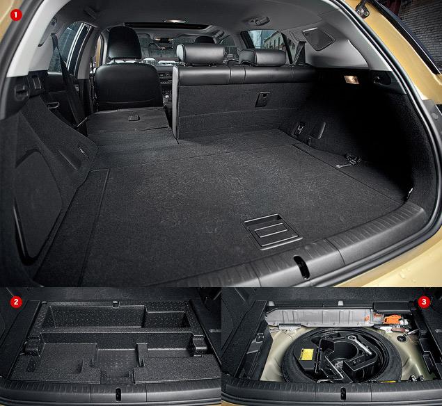 Длительный тест Lexus CT 200h: гибридом по премиуму. Фото 9