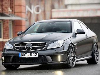 """""""Брабус"""" создал самый мощный и дорогой Mercedes-Benz C-Class в мире"""