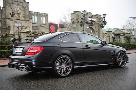 Тюнинговое 800-сильное купе оценили в 450 тысяч евро. Фото 1