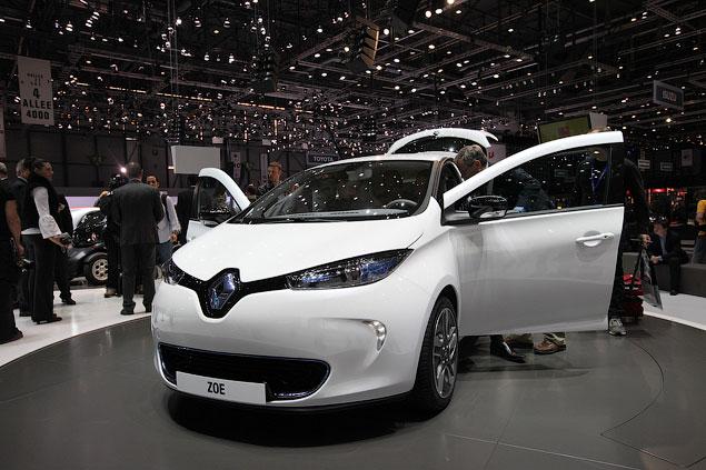 Прямой репортаж с автовыставки в Женеве. Фото 10