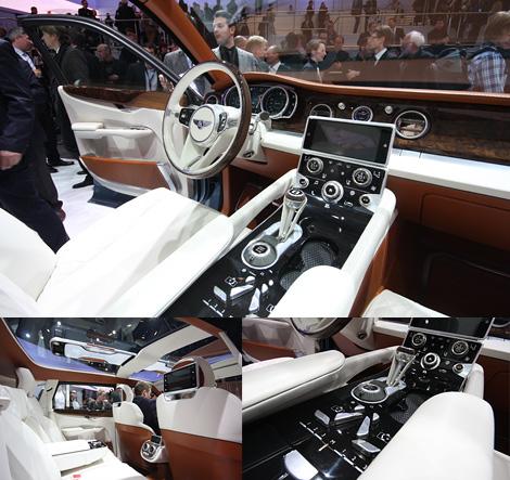 Компания Bentley представила почти готовый к серийному производству внедорожник. Фото 1
