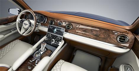 Компания Bentley представила почти готовый к серийному производству внедорожник. Фото 3