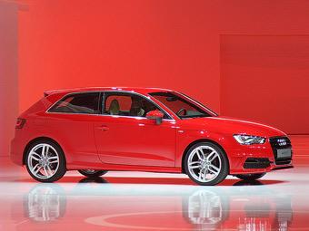 Компания Audi рассекретила новый хэтчбек A3