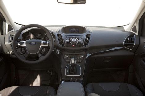 Кроссовер Ford Kuga получил большой багажник и новую систему полного привода. Фото 4