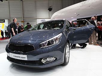 Новый Kia cee'd получил КПП с двумя сцеплениями