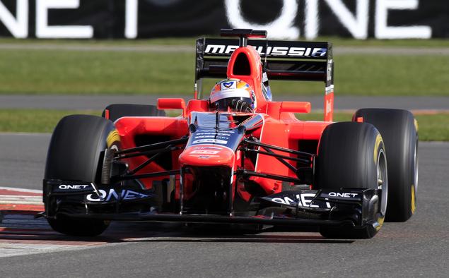 «Просто Маруся» готовится к первому сезону в Формуле-1