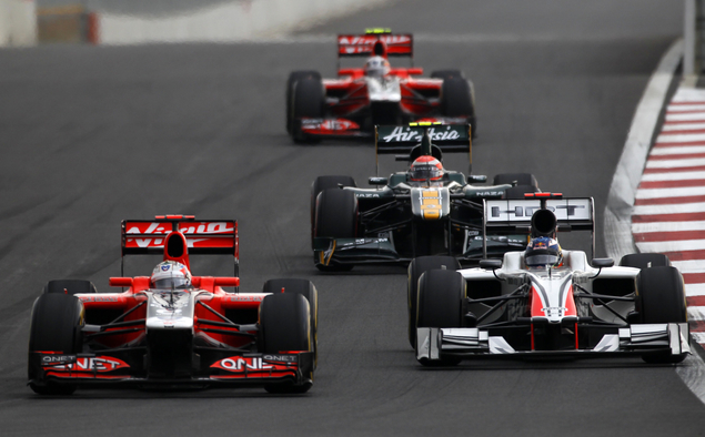 «Просто Маруся» готовится к первому сезону в Формуле-1. Фото 2