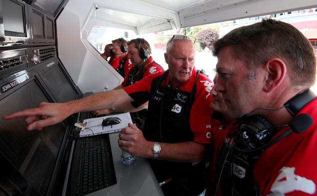 «Просто Маруся» готовится к первому сезону в Формуле-1. Фото 3