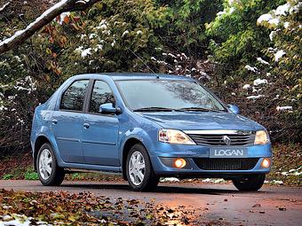 Выпуск нового Renault Logan начнется в России в 2013 году