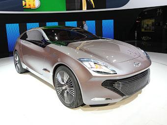 В Женеве показали стилистику будущих моделей Hyundai