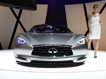 В Infiniti задумались о выпуске электрического суперкара