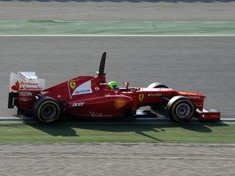 Обновленному болиду Ferrari может понадобиться еще один краш-тест