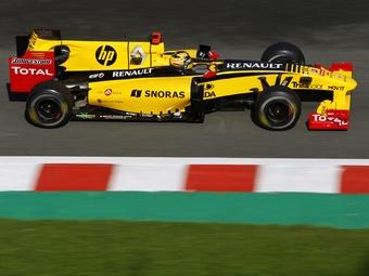 Компания Pirelli получила болид для тестов шин Формулы-1
