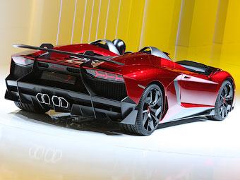Суперкары Lamborghini снова начнут продавать в России