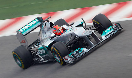 Команды и пилоты формульного чемпионата 2012 года. Фото 9