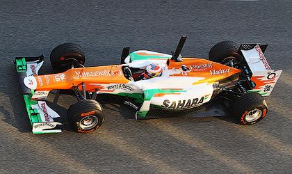 Команды и пилоты формульного чемпионата 2012 года. Фото 15