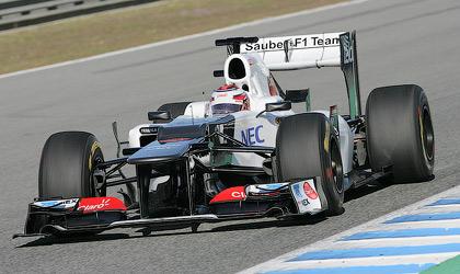 Команды и пилоты формульного чемпионата 2012 года. Фото 18
