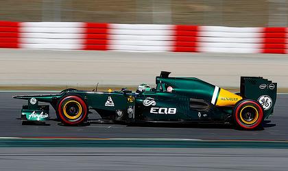 Команды и пилоты формульного чемпионата 2012 года. Фото 27