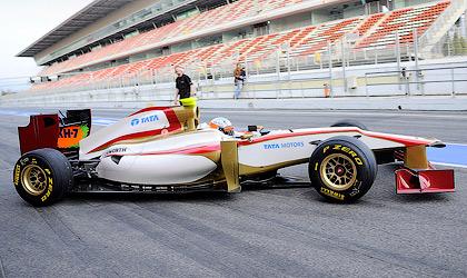 Команды и пилоты формульного чемпионата 2012 года. Фото 30
