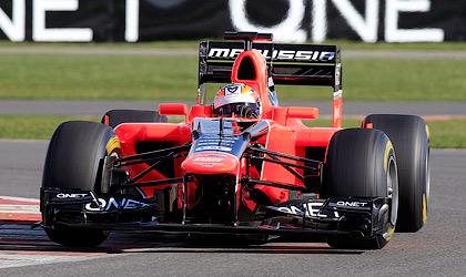 Команды и пилоты формульного чемпионата 2012 года. Фото 33