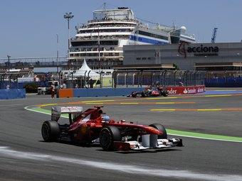 С 2013 года испанские гонки Формулы-1 начнут чередоваться